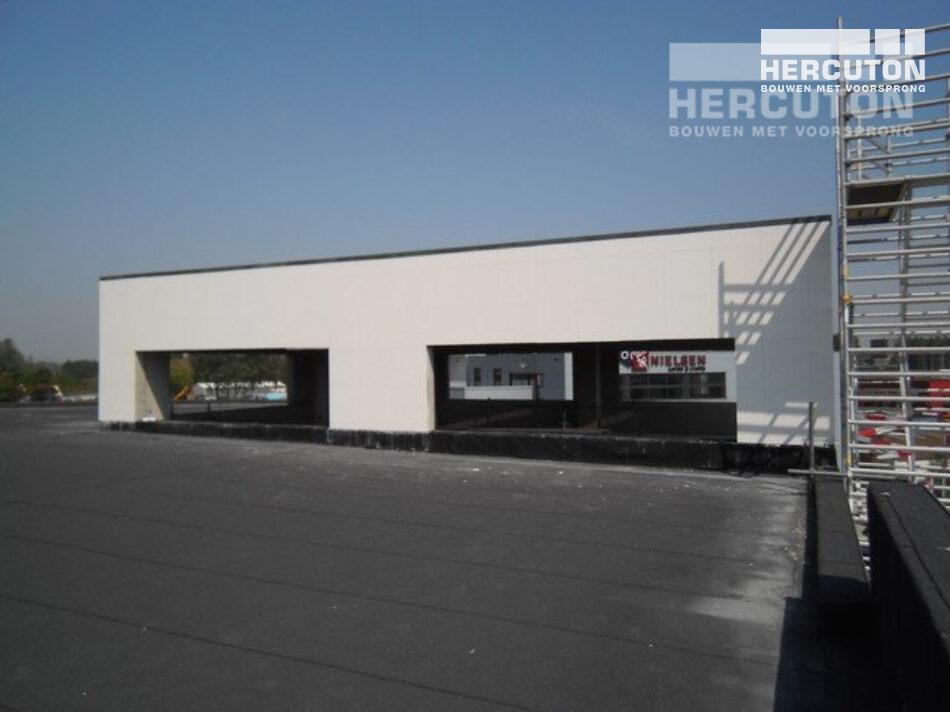 Zowel onze opdrachtgever als de kopers van de units eisten een duurzaam en degelijk pand gebouwd door Hercuton uit Nieuwkuijk.