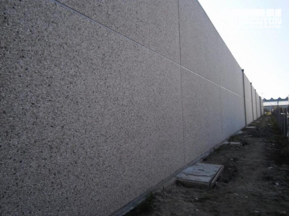 Nieuwbouw productieruimte DK Polyester Hercuton b.v. uit Nieuwkuijk