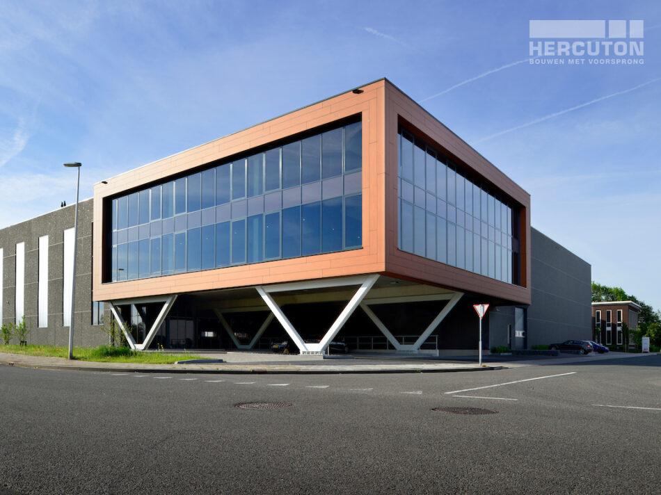 Bedrijfspand Hofa Bleiswijk - Entree