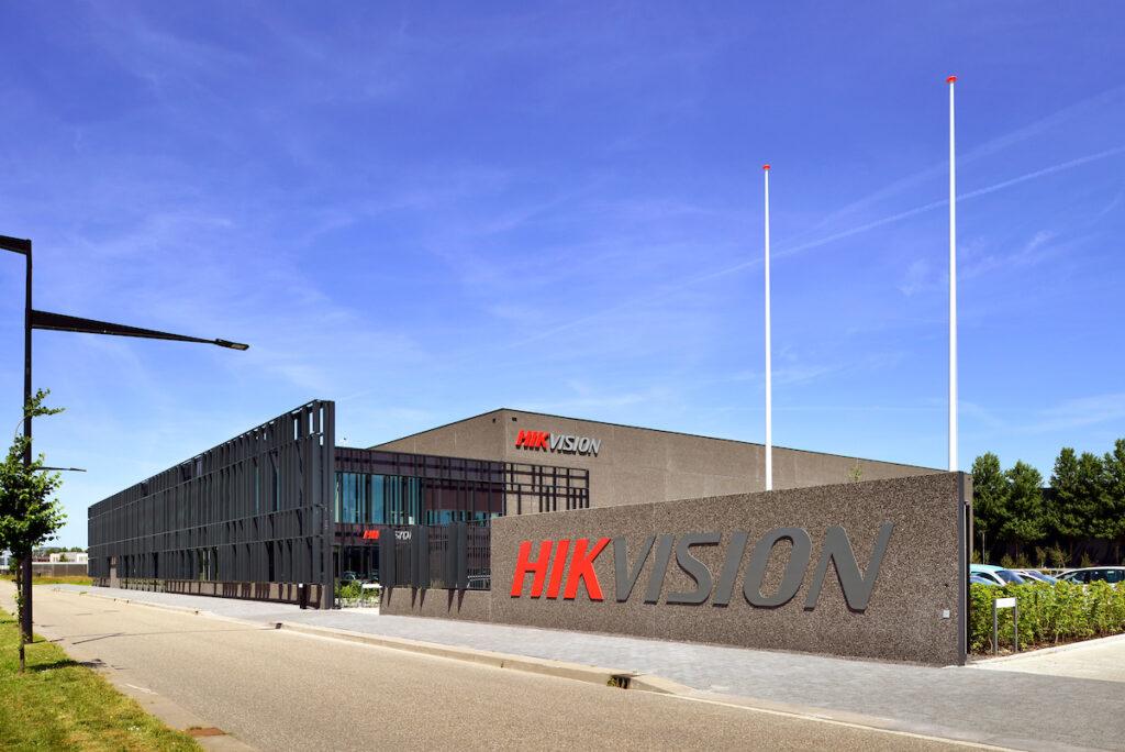 Hercuton realiseert nieuwbouw Europese hoofdkantoor Hikvision in Hoofddorp