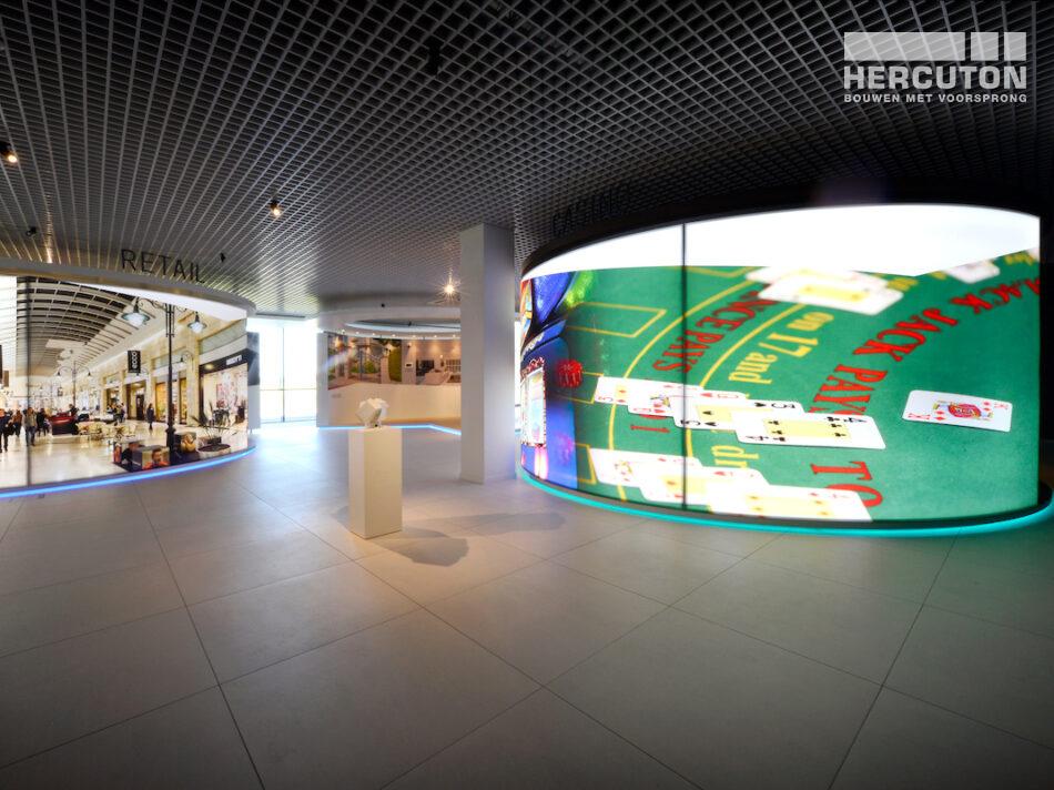 Europese hoofdkantoor Hikvision gerealiseerd door Hercuton