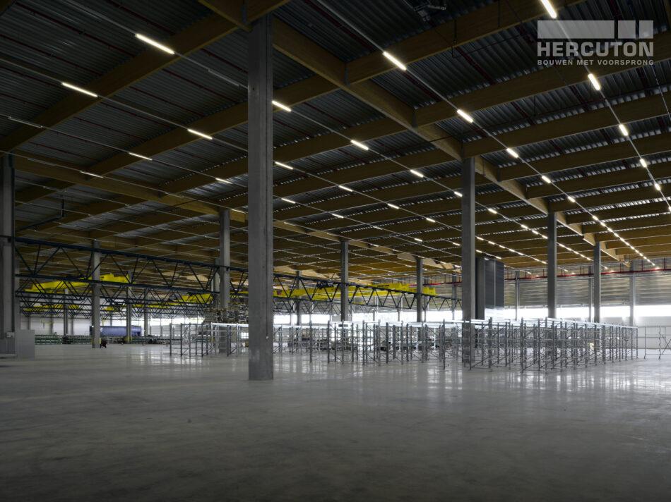 Alcoa Harderwijk distributiecentrum