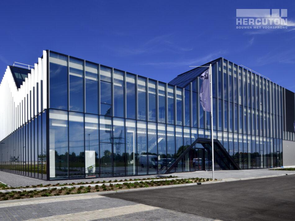NIEUWEGEIN / HARDERWIJK - Boels, Hercuton b.v. uit Nieuwkuijk