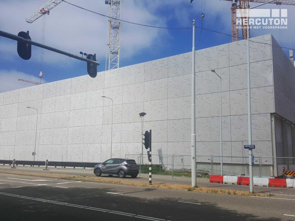Hercuton realiseert nieuwbouw Euroscoop Cinema- & Leisurecomplex Amsterdam-Noord