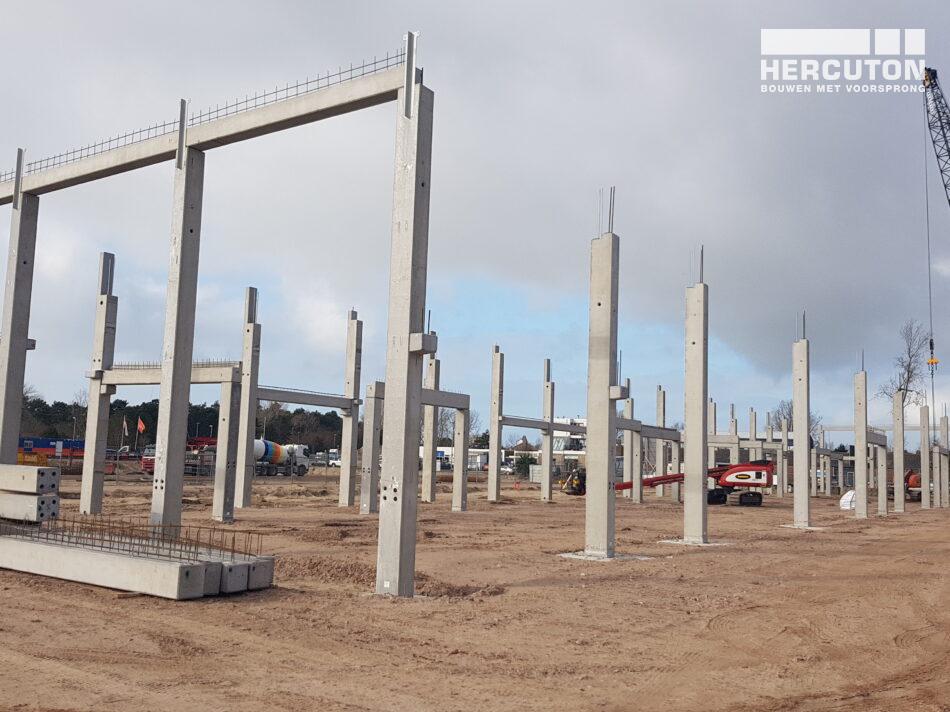 Santfort Bedrijfsunits nieuwbouw