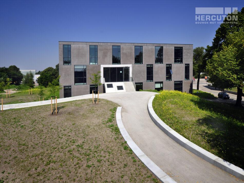 Loft gebouw AVhuis in Breda