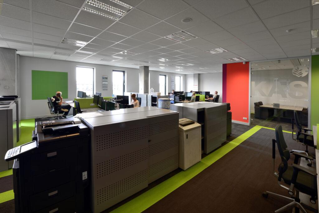 Nieuwbouw Celieplant/Bouquetnet - kantoor