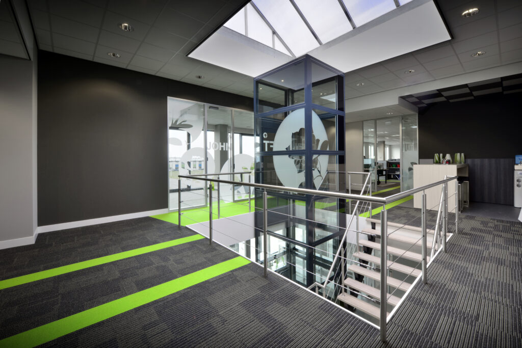 Nieuwbouw Celieplant/Bouquetnet - kantoorruimte
