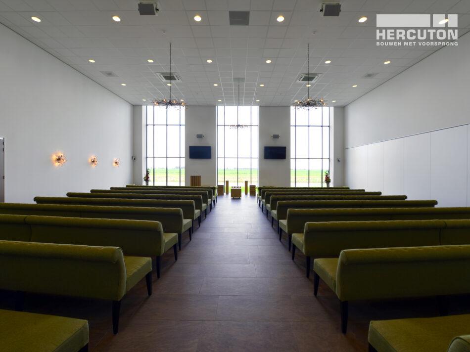 Nieuwbouw Crematorium Hoeksche Waard