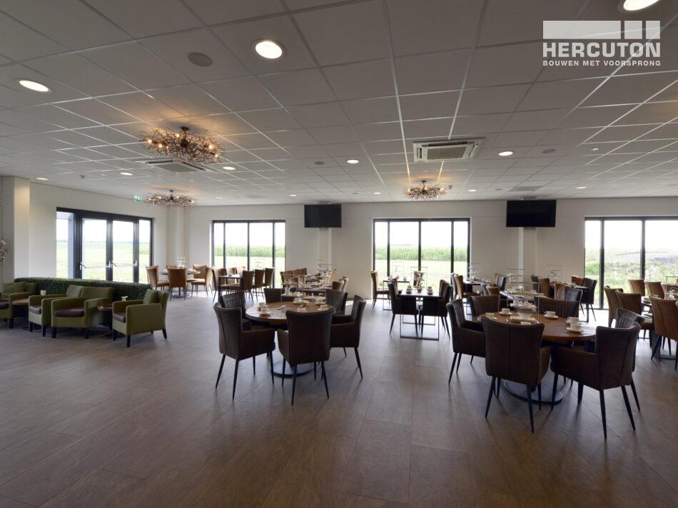 Nieuwbouw Crematorium Hoeksche Waard gerealiseerd door Hercuton