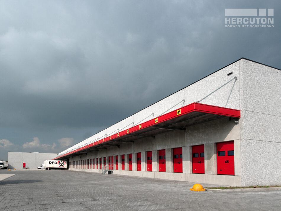 De opdrachtgever van dit project kent onze werkwijze en de kwaliteit van Hercuton gebouwen.