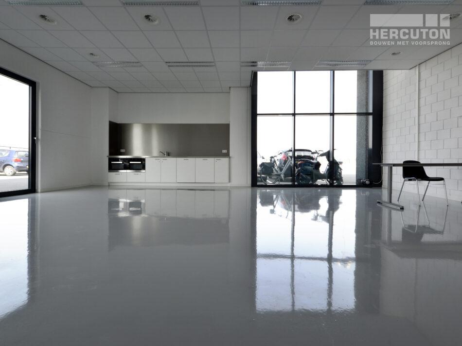 Turn-key nieuwbouw bedrijfspand ECS Venlo - Vergaderruimte