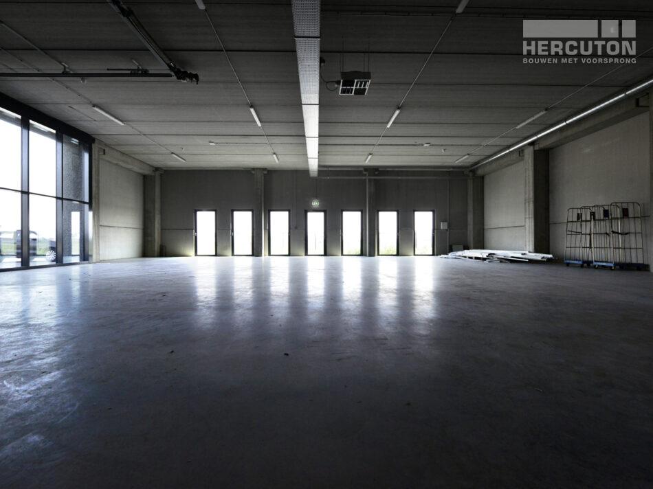 Turn-key nieuwbouw bedrijfspand ECS Venlo - Bedrijfsruimte