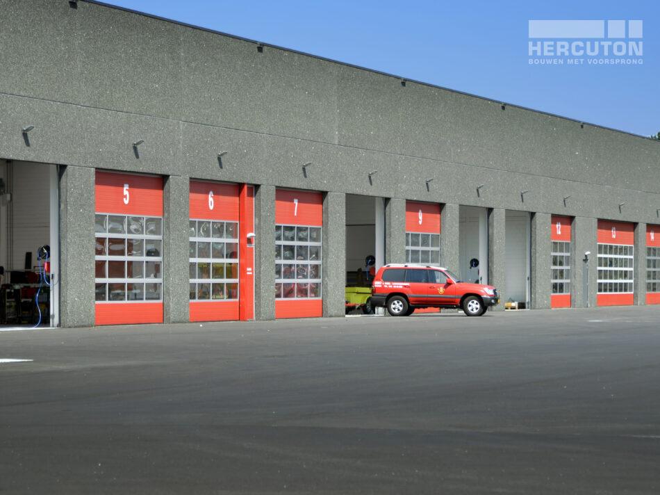 Bedrijfspand / Productieruimte met kantoor gerealiseerd voor Ebo van Weel in Rhoon.
