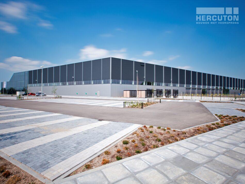 Nieuwbouw pand NIEUWEGEIN / HARDERWIJK - Boels, Hercuton b.v. uit Nieuwkuijk