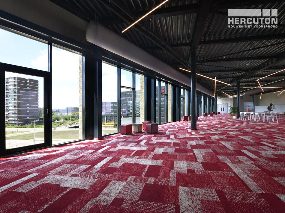 Nieuwbouw Euroscoop Cinema- & Leisurecomplex Amsterdam-Noord in aanbouw 8