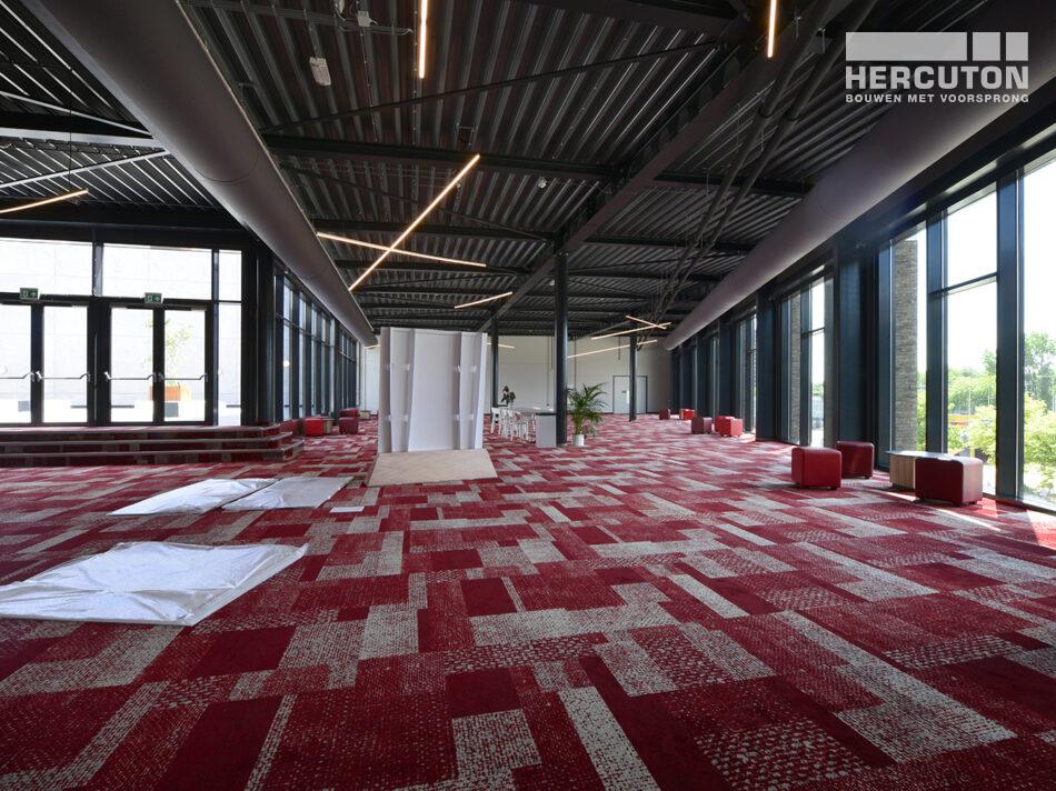 Nieuwbouw Euroscoop Cinema- & Leisurecomplex Amsterdam-Noord in aanbouw 9