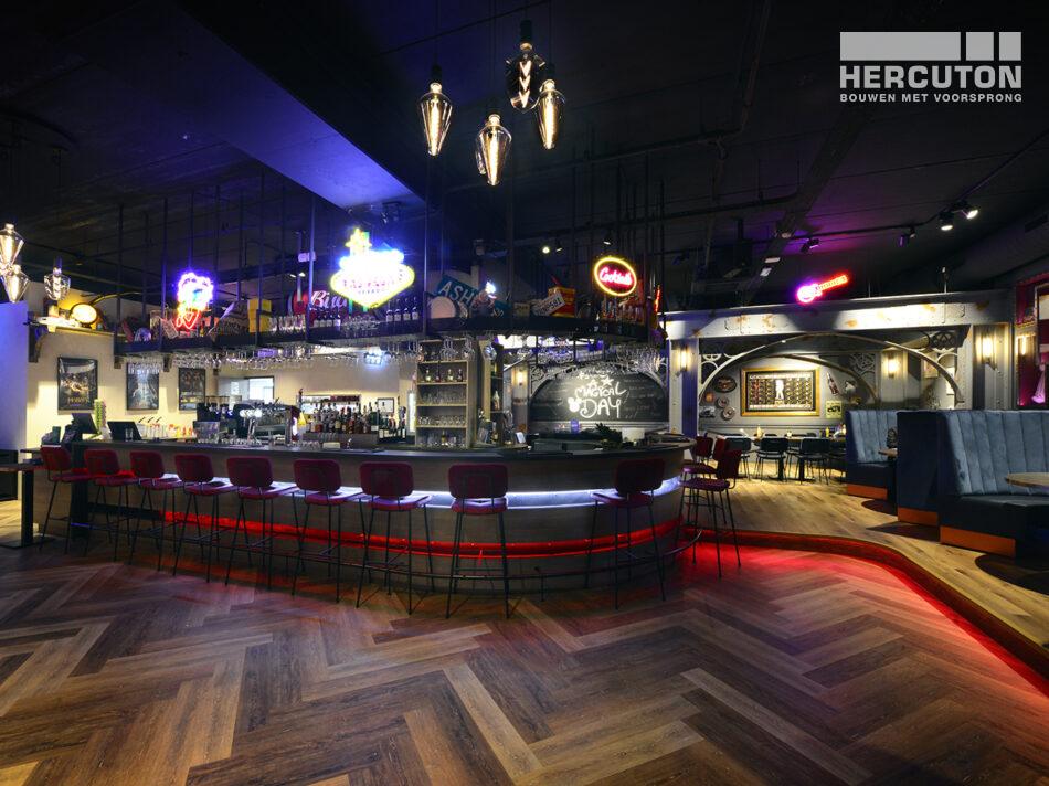 Nieuwbouw Euroscoop Cinema- & Leisurecomplex Amsterdam-Noord in aanbouw 11
