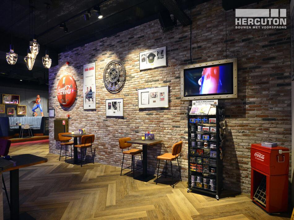 Nieuwbouw Euroscoop Cinema- & Leisurecomplex Amsterdam-Noord in aanbouw 12