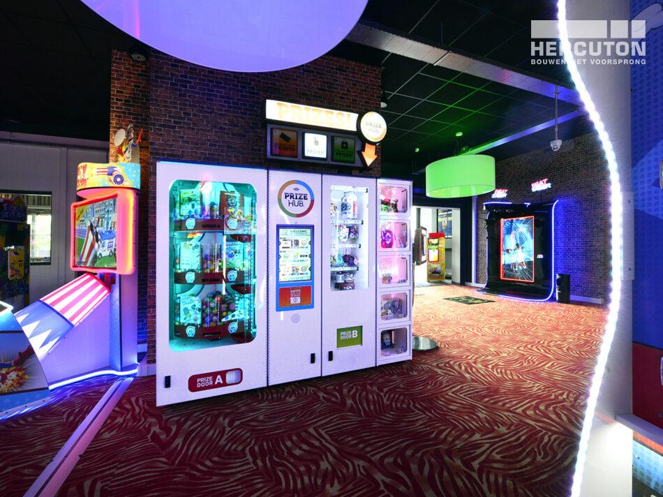 Nieuwbouw Euroscoop Cinema- & Leisurecomplex Amsterdam-Noord in aanbouw 15