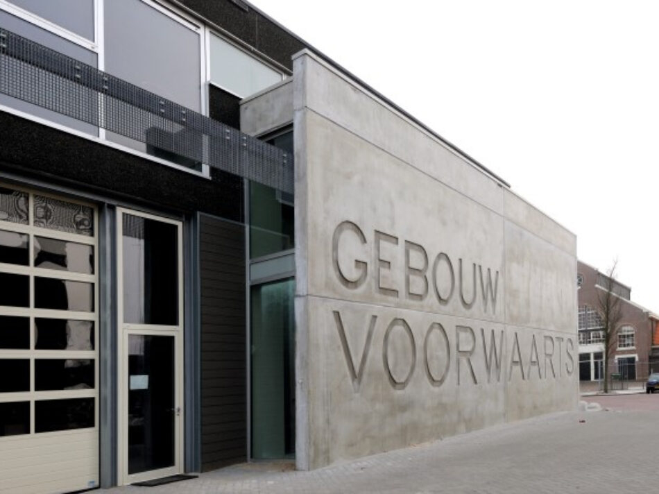Hercuton heeft in Amsterdam-Noord bedrijfsverzamelgebouw Gedempd Hamerkanaal gerealiseerd.