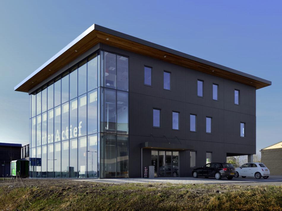 BERKEL EN RODENRIJS nieuwbouw kantoorpand