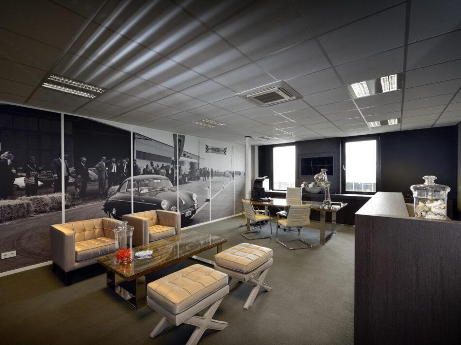 Nieuwbouw turn-key Kantoorpand Carriere Uitzendbureau