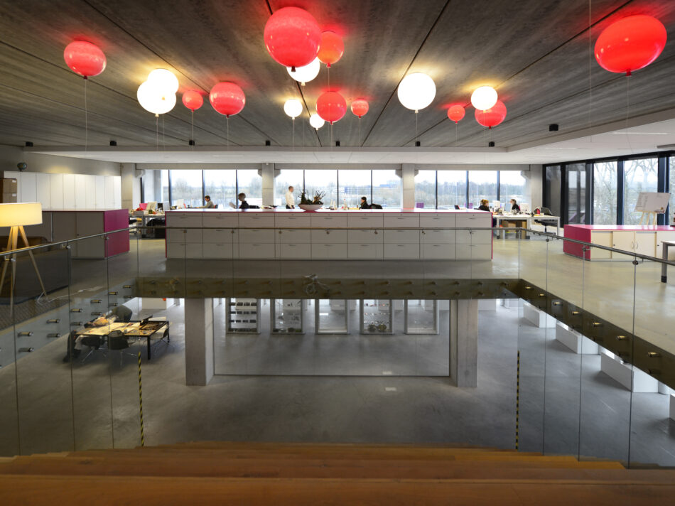Loft kantoor Keiretsu Europe