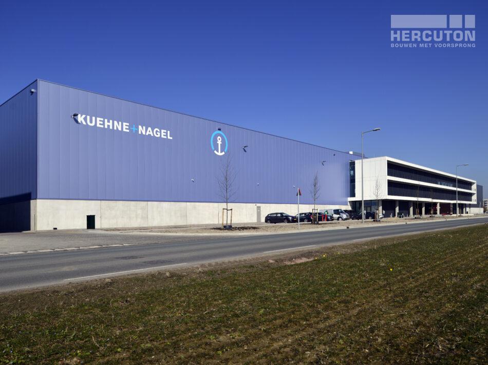 Logistiek centrum Kuehne + Nagel, Haarlemmermeer