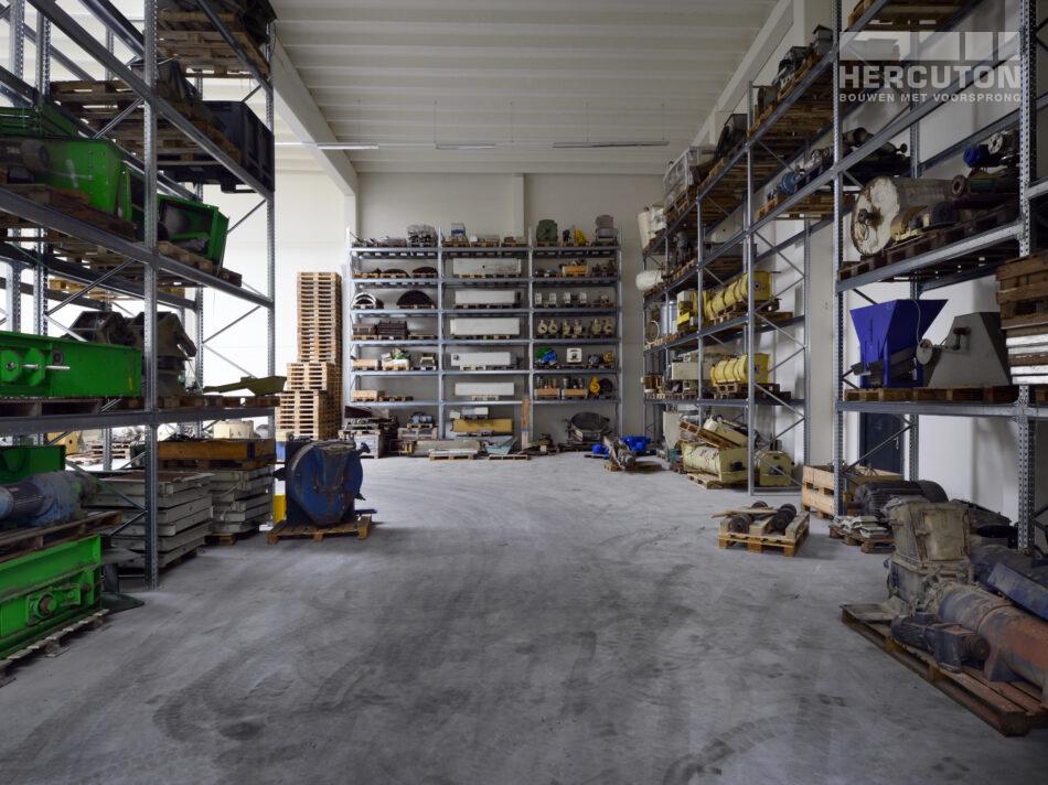 Nieuwbouw Bedrijfsruimte Pres International  in Nieuwkuijk