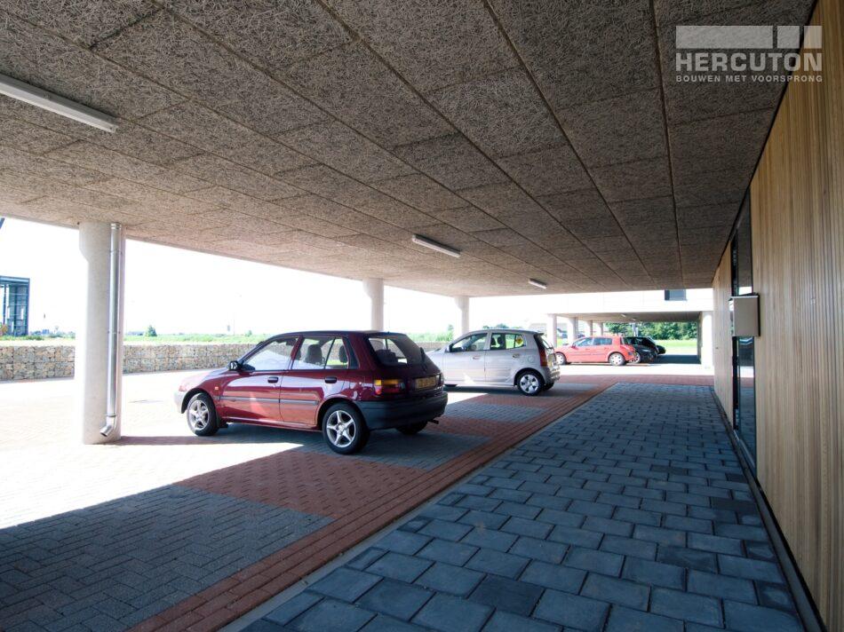 Kantoorvilla's Prosperity-Schouls en Dreef - parkeren