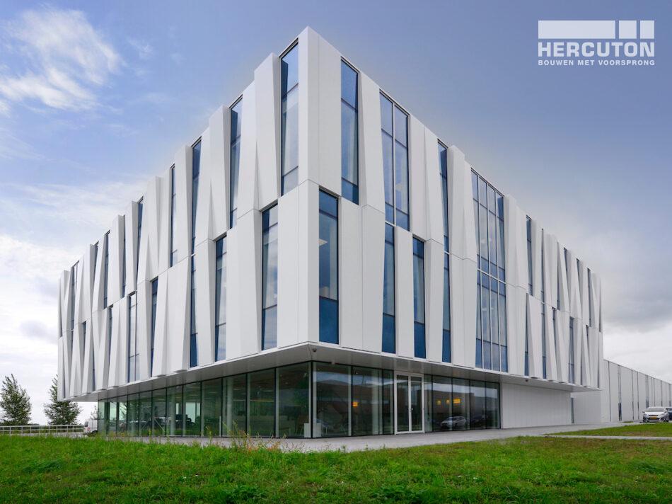 Nieuwbouw R&D Center Berco Schijndel door Hercuton