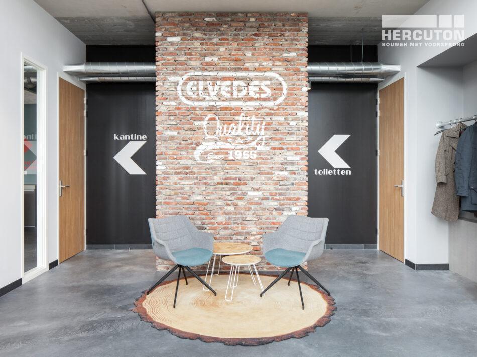Productie- en opslagruimte met kantoor Elvedes Cable Systems, Nieuwkuijk