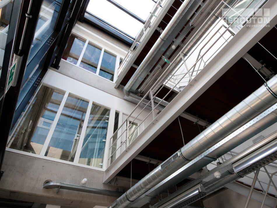 Nieuwbouw loft kantoor met bedrijfsruimte Swalu Vastgoed. - loft