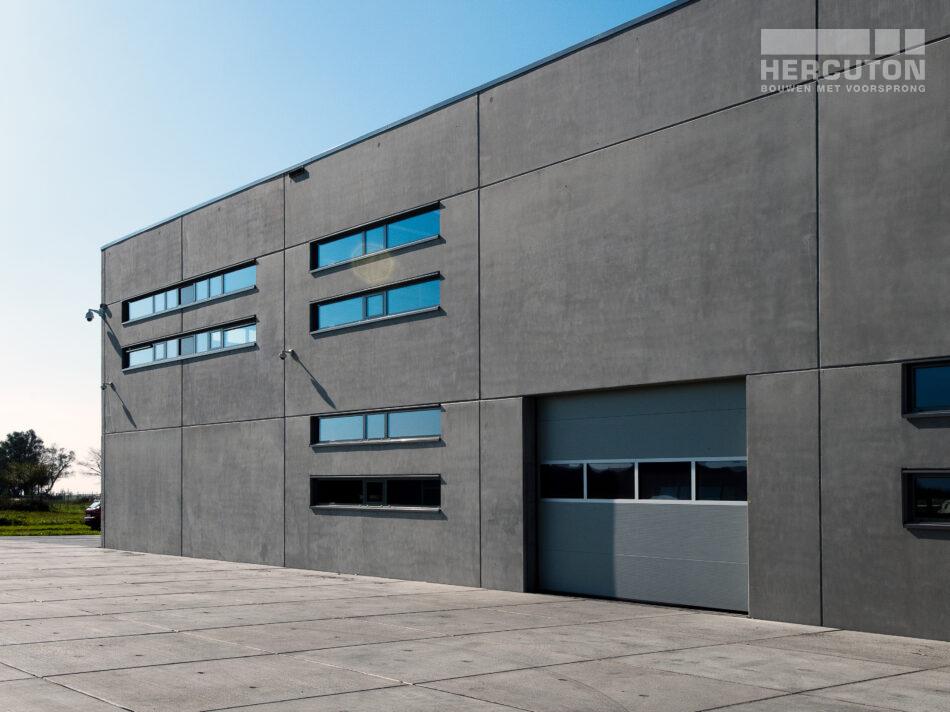 Hercuton uit Nieuwkuijk heeft een nieuwbouwproject opgeleverd voor TH Lining in Heiloo.