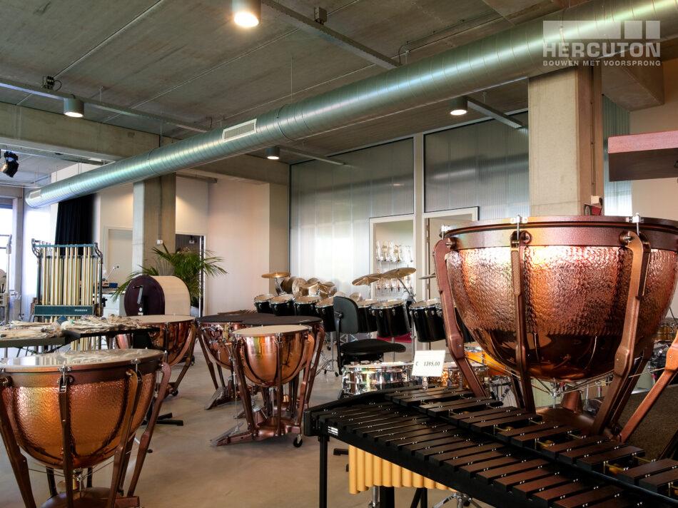 rchitect: Onno de Vries Architecten BV uit Badhoevedorp. Deurwaarder Projectontwikkeling uit Warmenhuizen heeft de bouwbegeleiding verzorgd.