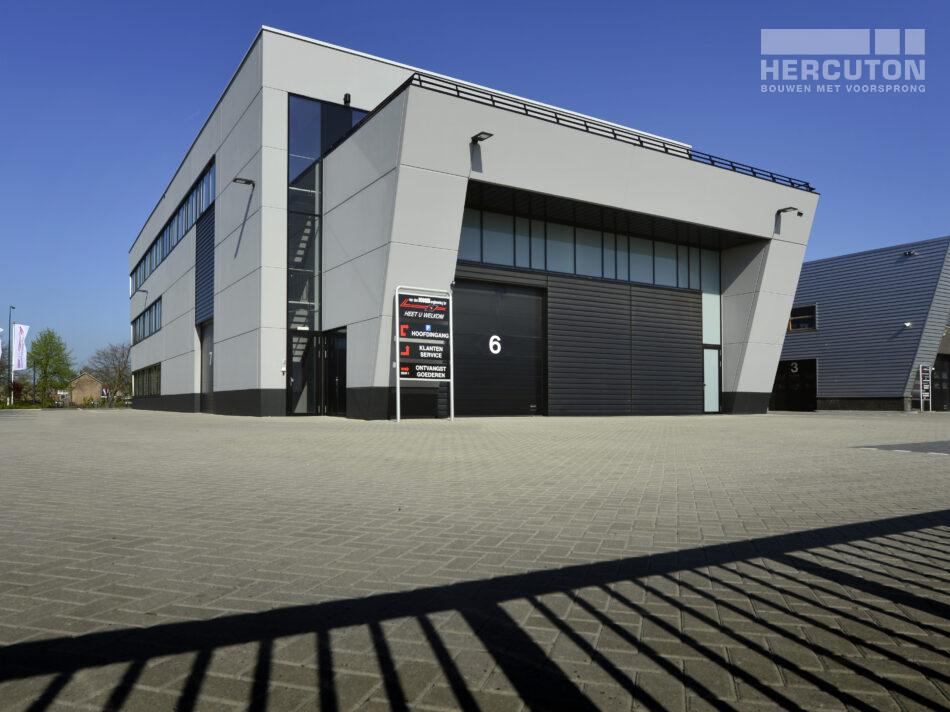 Van den Hoogen is een allround technisch dienstverlener en leverancier op het gebied van elektrotechnische installaties.