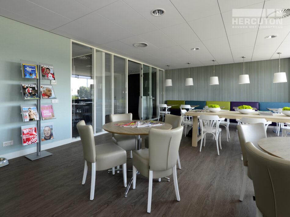 Kantoor met opslagruimte WBT Vlaardingen in Zuid-Holland