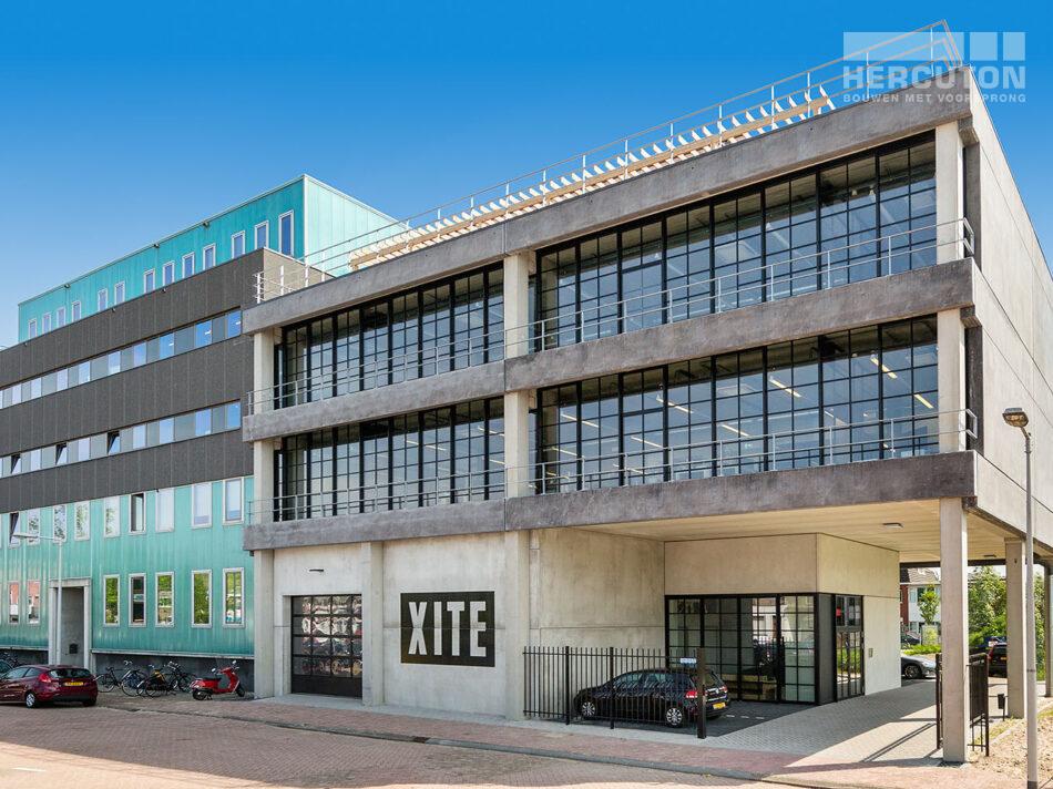 Nieuwbouw hoofdkantoor Xite Amsterdam