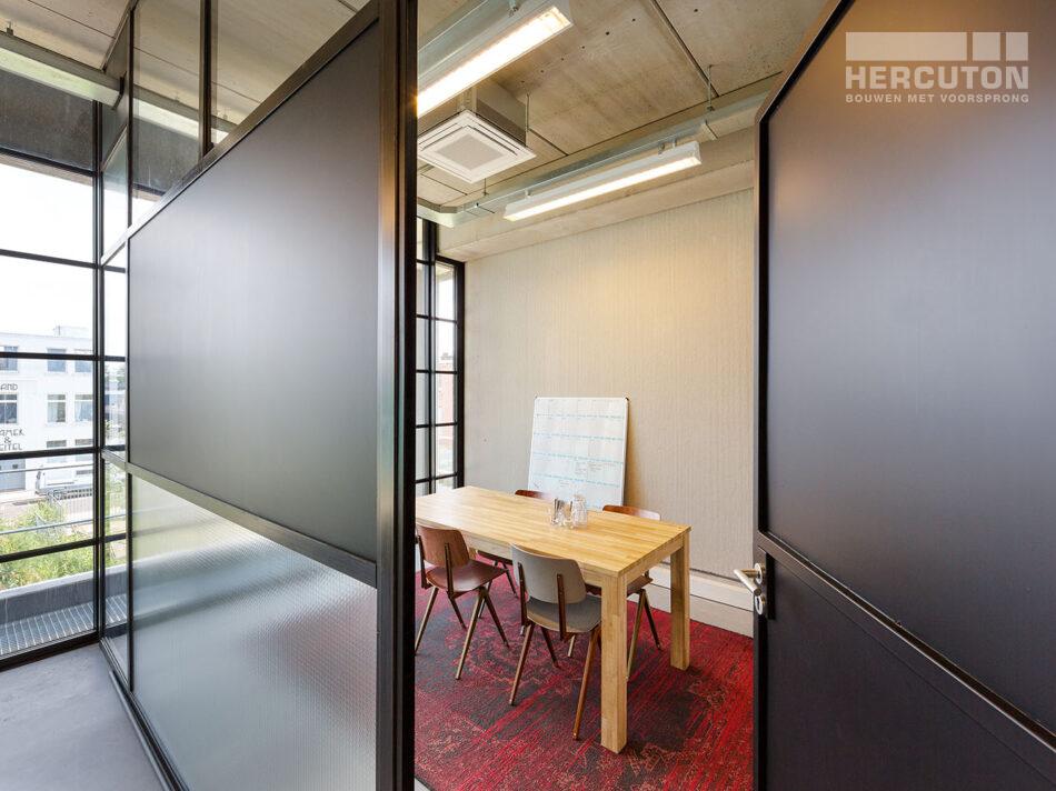 Nieuwbouw hoofdkantoor Xite Amsterdam - kantoorruimte