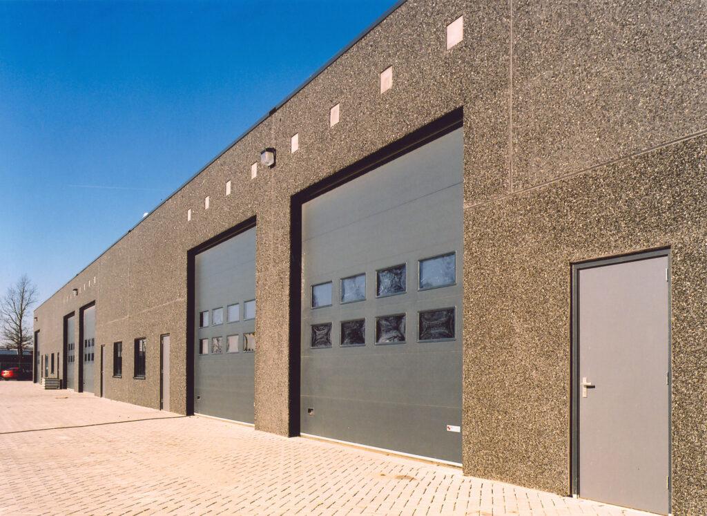 Nieuwbouw bedrijfsverzamelgebouw Heesen VI in Oss