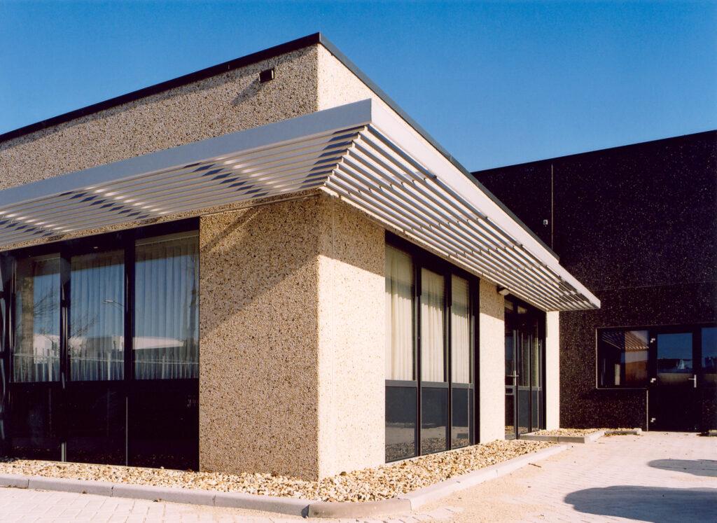 Hercuton heeft in Oss een bedrijfsverzamelgebouw gerealiseerd voor Heesen. Dit was het 6e nieuwbouwproject wat voor deze opdrachtgever mochten bouwen!