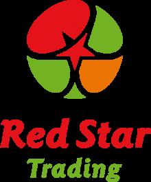 logo red star trading