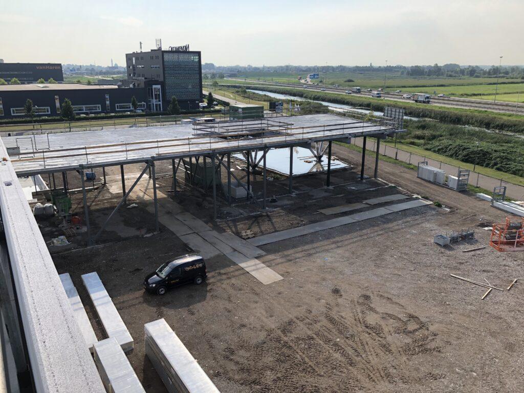 Nieuwbouw Univacco Foils Holland