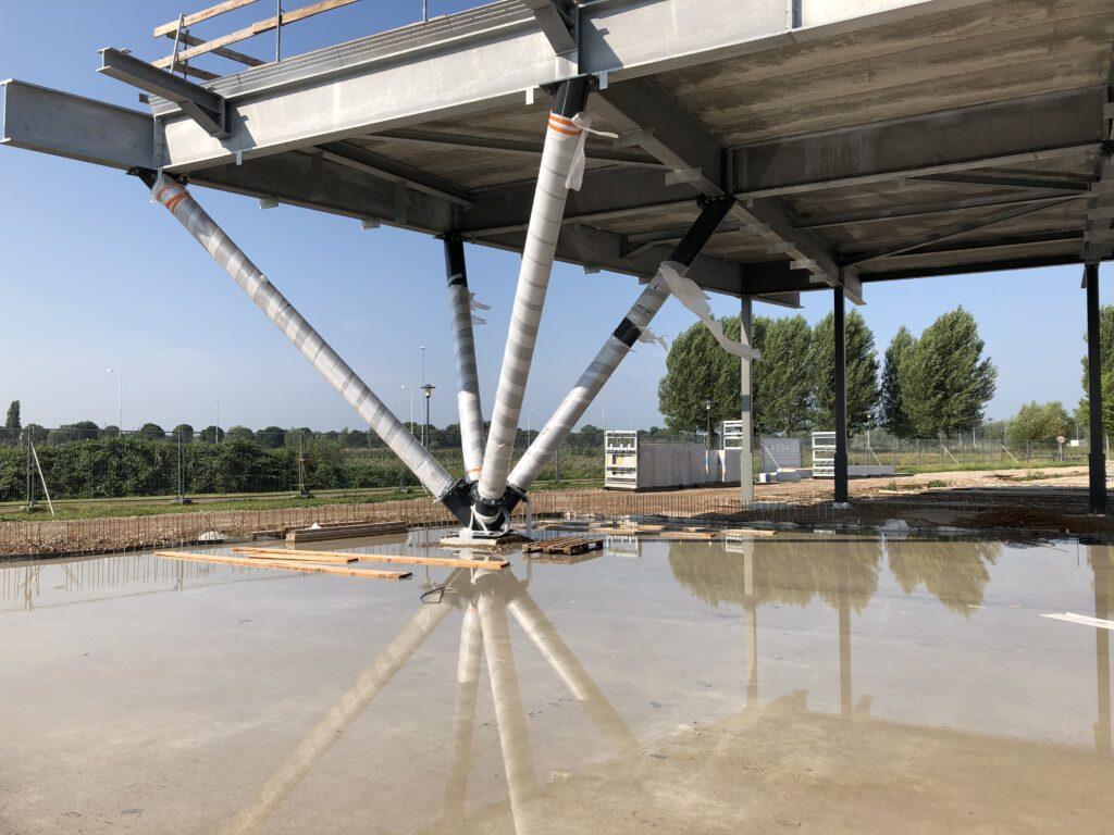 Staalbouw Univacco Foils Holland Waalwijk