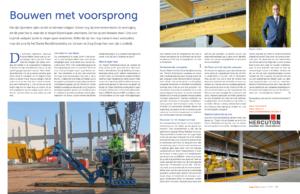 Interview Maarten Bakker in Logistiek Vastgoed 2020