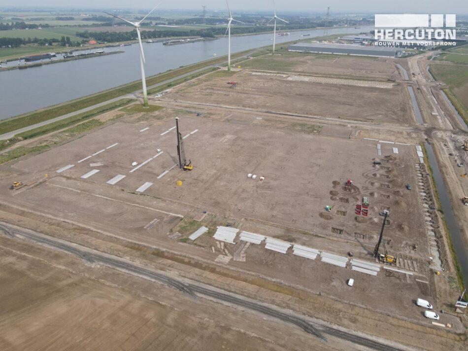 Nieuwbouw Crocs Dordrecht