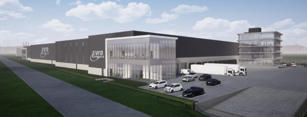 Heiwerk MTS Europroducts Maassluis II